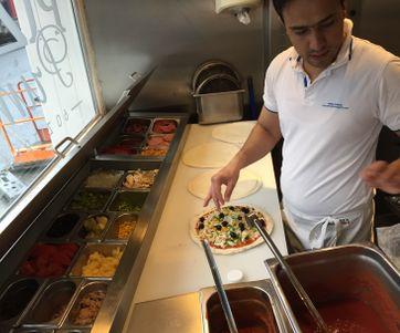 Pizzeria Prima Donna, Gent